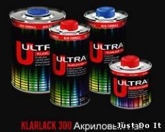 Varnish acrylicNovol Ultra 300 (5L)