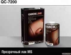 Akril-uretanovy Transparent varnish of MS 5L (SET)