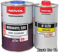 Novol varnish of NOVAKRYL 590 SR (HS 2+1) (1L)