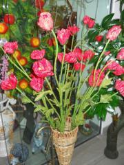 Кованые подставки под цветы