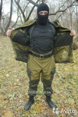 """Костюм Горка 3-Флис Оригинал, т.м.""""БАРС"""