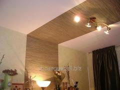Bamboo wall-paper, Kiev