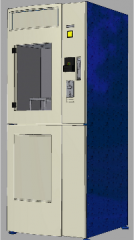 Корпус торгового автомата , производство под