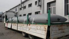 Agro-container for transportation CAS, water