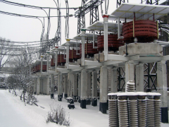 Integral transformer substation of KTP-160/6/0,4