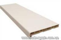 Подоконник пластиковый OpenTeck 400мм (белый)