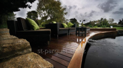 Special coverings terrace