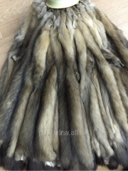 Fur of sable