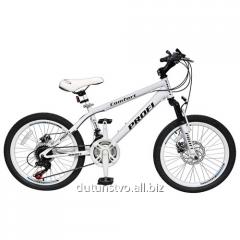 20 Battery bike Comfort 20.1 white