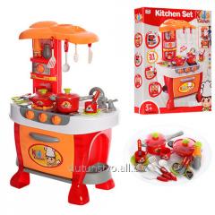 Children's kitchen 008-801A 51-73-30см