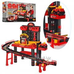 Toy garage 76008 in COR-Ke 68-48-14 cm