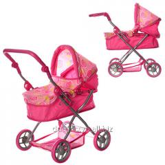 9680 classic doll stroller 57-70-41 cm