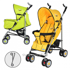 Baby carriage Aria S1-3 walking wheels of 8