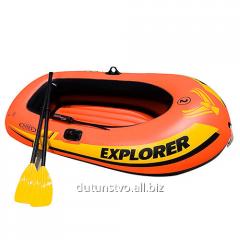 Boat Explorer 58332 on 2 Pax 211 * 117 * 41 cm