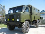 Conversion spare parts on the GAZ car - 66