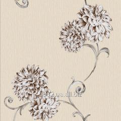 Wall-paper paper (simplex)/dahlia / Artikul:1241