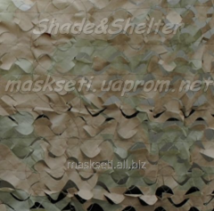 Camouflage grid S&S Basic series,