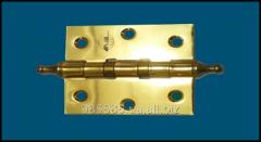 Петли дверные AL3  PB 75mm