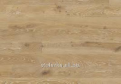 Parquet board from the massif of an oak