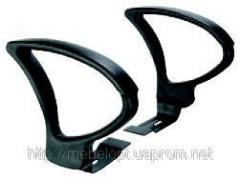 AMF-4 armrests, for operator chairs