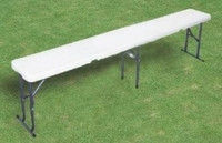 BK-183 bench plastic folding