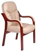 Conference chair of Buffalo CF skin luxury