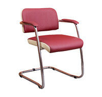 Chair Grandee framework black Kvadro's tissue
