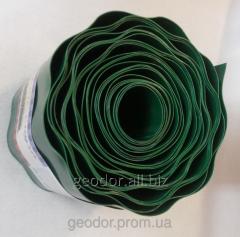 Garden bordyurny tape wavy