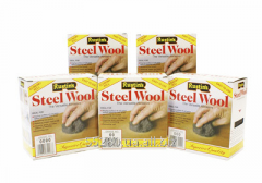 Steel STEEL WOOL cotton wool