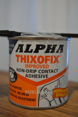 Instant adhesive (glue) Siksofiks