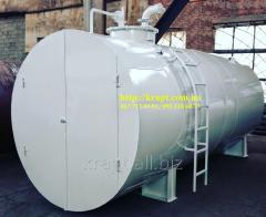 Двустенный резервуар для Модульная АЗС