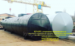 Резервуар для нефтепродуктов от 1 м. куб
