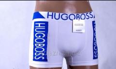 Мужские бесшовные боксеры Hugo Boss