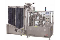 Automatic tubonapolnitelny and corking AXO 2400