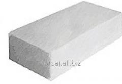 Brick silicate unary corpulent white ordinary