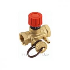 Ручной запорно-измерительный клапан USV-I 15 Код