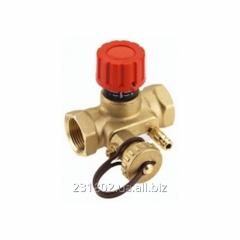 Ручной запорно-измерительный клапан USV-I 20 Код
