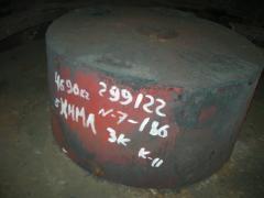 Поковка типа брусков массой до 5500 кг.