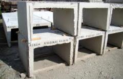 Лотки и покрытия теплотрасс