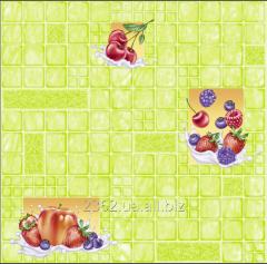 Wall-paper moisture resistant / Dessert / Article: