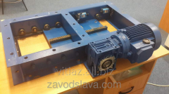 Latch rack 300х300 (roller) for opening and