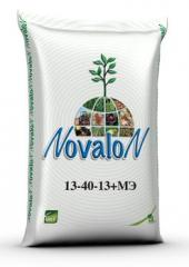 Complex fertilizer with microelements Novalon