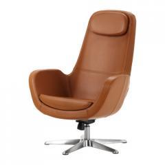 АРВИКА Вращающееся кресло, Гранн коричневый. IKEA