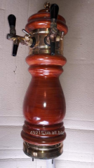 Beer ceramic two crane column 003