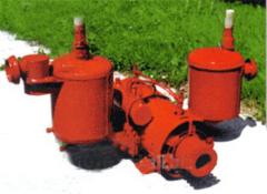 Compressor rotational (vacuum pump)