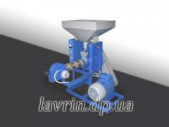 Екструдер зерновий, соєвий ЕКЗ-170