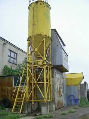 Beton karıştırma tesisleri