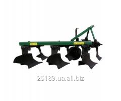 Plow dump hinged PNV-3.35 with a predpluzhnik