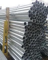 Aluminium pipe assortment