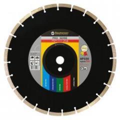 Diamond wheel detachable BAUMESSER Asphalt Pro